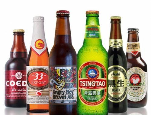Top 10 asiatische Biere